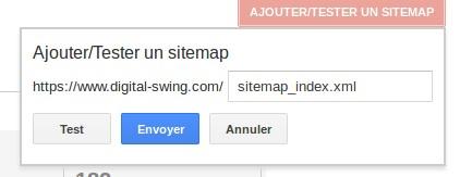 référencement adresse sitemap